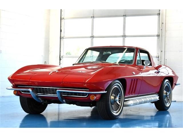 1966 Chevrolet Corvette (CC-1368517) for sale in Springfield, Ohio