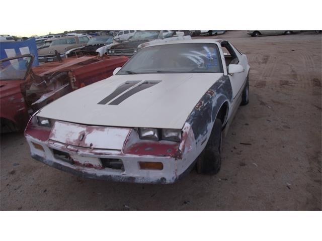 1984 Chevrolet Camaro (CC-1360852) for sale in Phoenix, Arizona