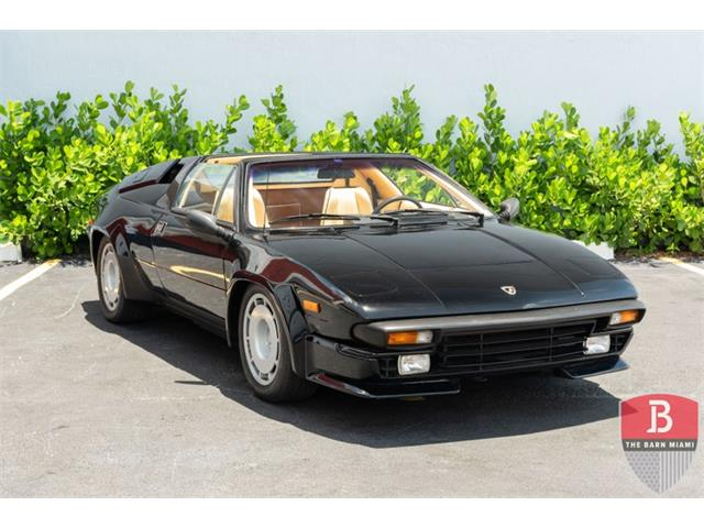 1988 Lamborghini Jalpa (CC-1368526) for sale in Miami, Florida