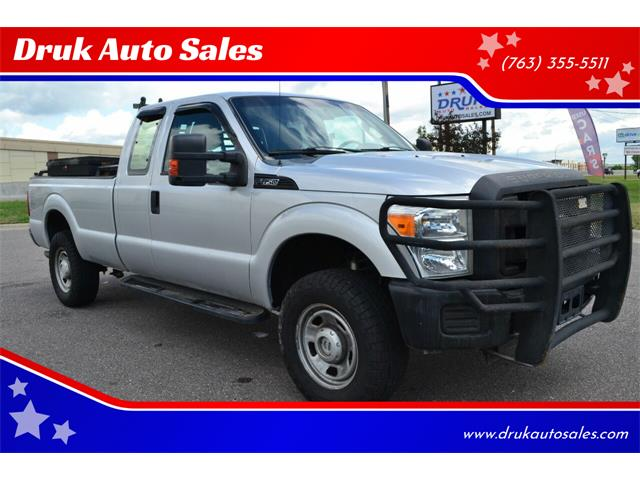 2012 Ford F350 (CC-1368539) for sale in Ramsey, Minnesota