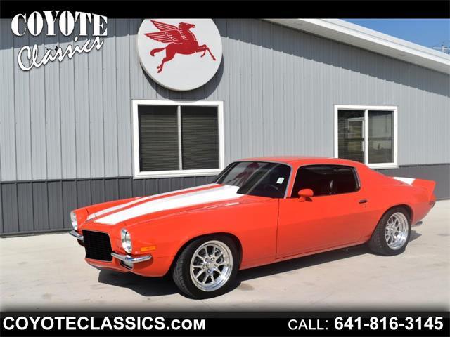1973 Chevrolet Camaro (CC-1368548) for sale in Greene, Iowa