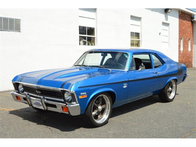 1972 Chevrolet Nova (CC-1368556) for sale in Springfield, Massachusetts