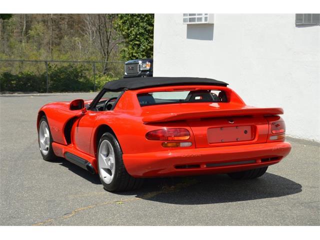 1994 Dodge Viper (CC-1368558) for sale in Springfield, Massachusetts