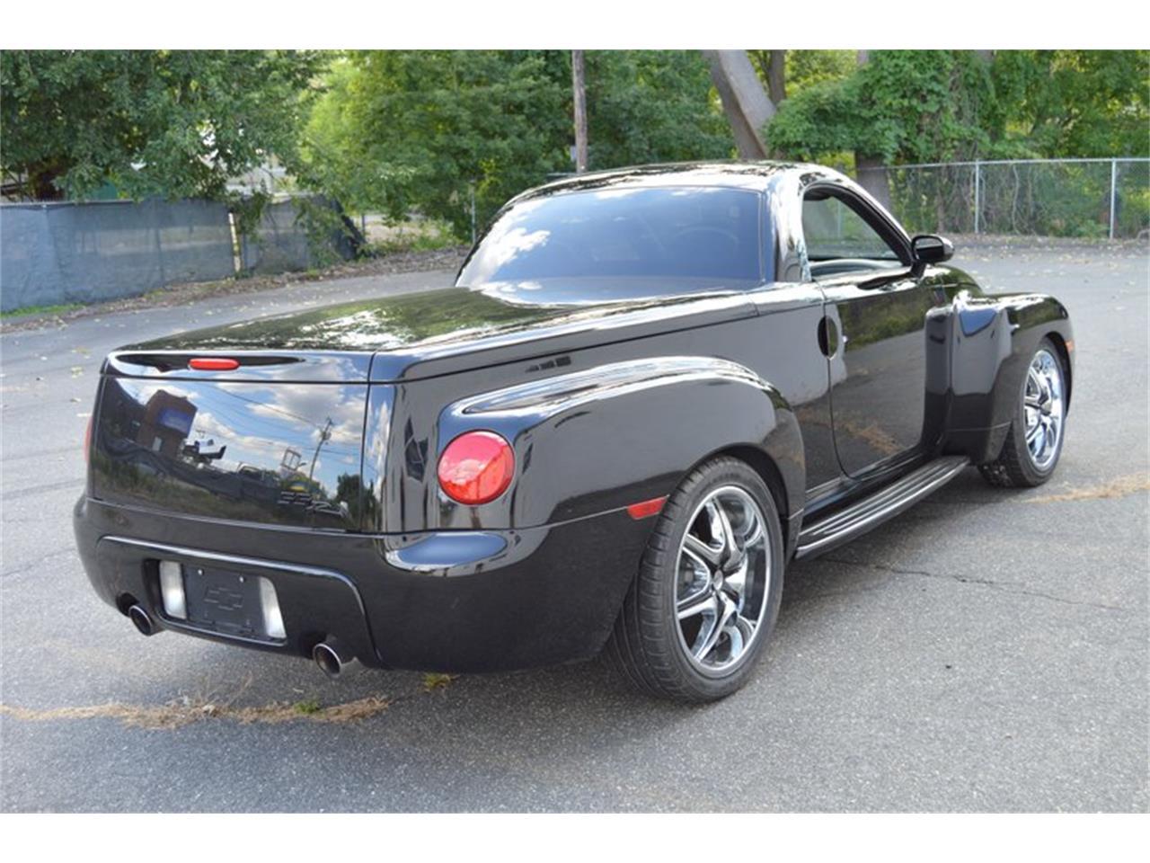 2004 Chevrolet SSR (CC-1368559) for sale in Springfield, Massachusetts