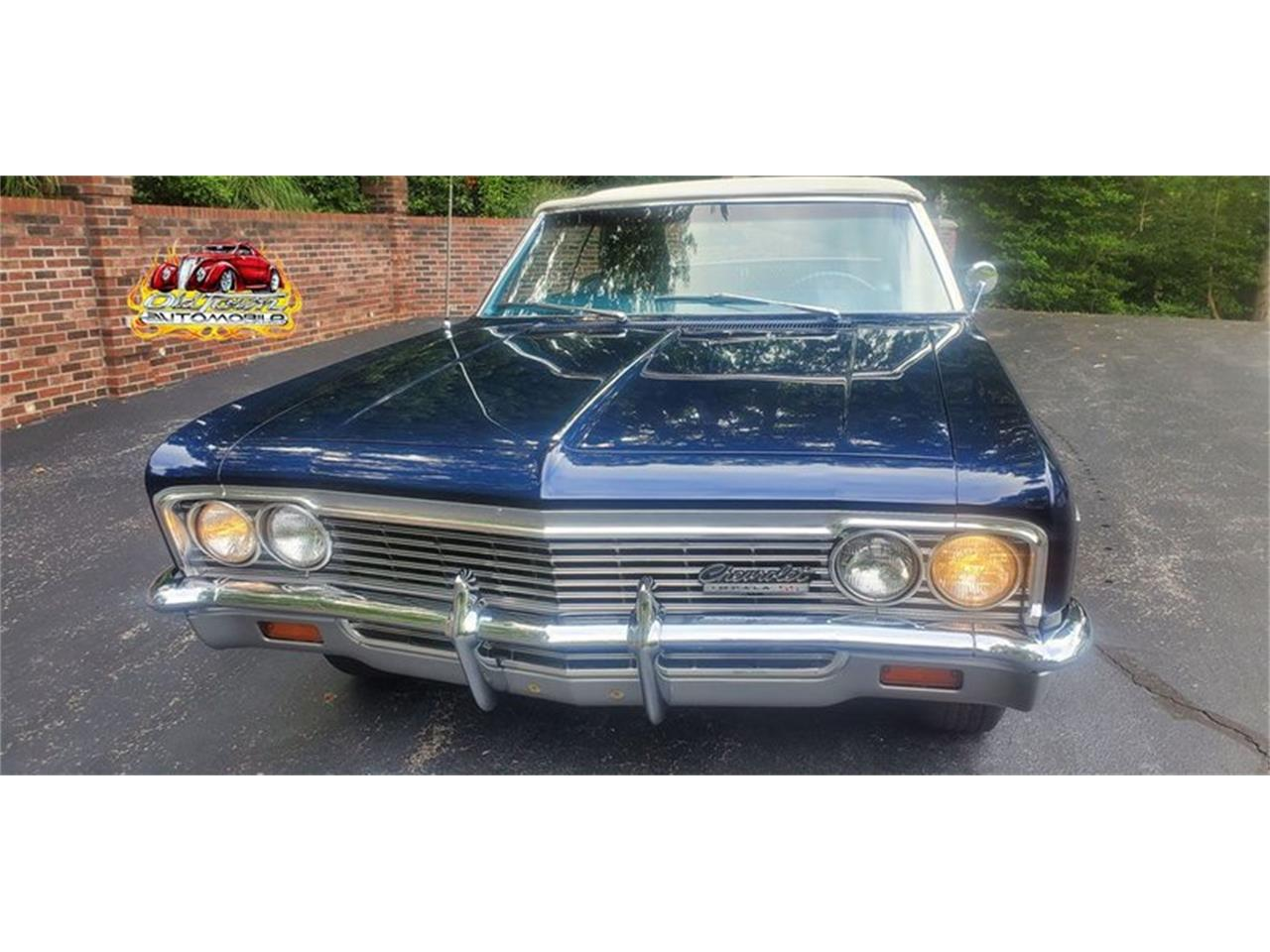 1966 Chevrolet Impala (CC-1368560) for sale in Huntingtown, Maryland