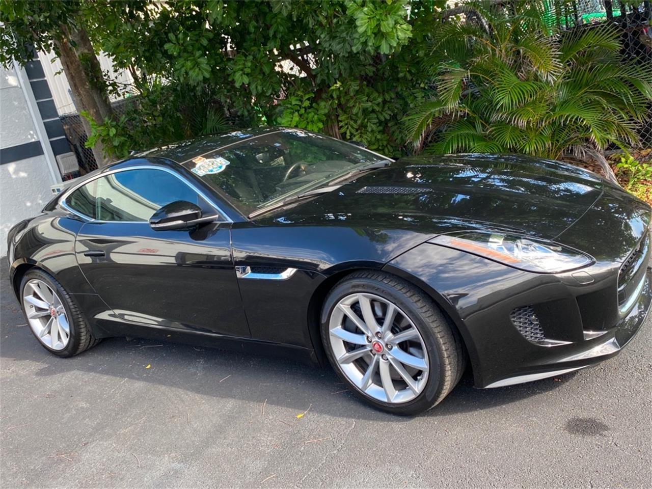 2017 Jaguar F-Type (CC-1368573) for sale in Boca Raton, Florida