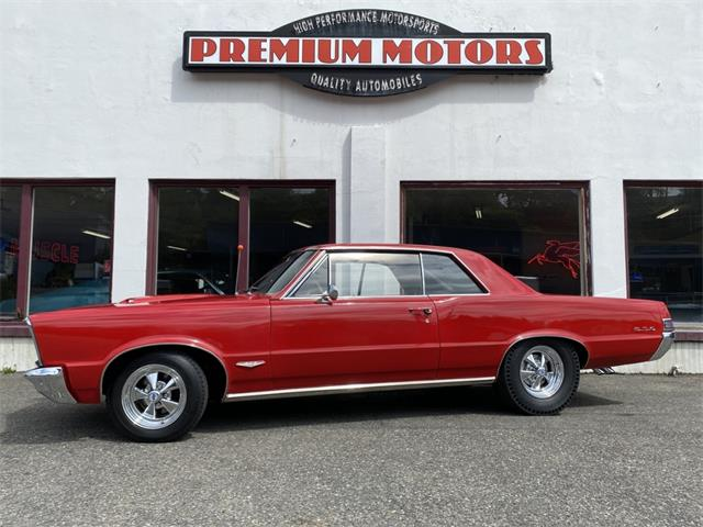 1965 Pontiac GTO (CC-1368584) for sale in Tocoma, Washington