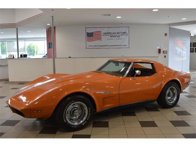 1973 Chevrolet Corvette (CC-1368592) for sale in San Jose, California