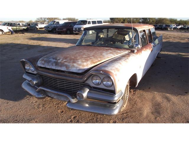 1958 Dodge Suburban (CC-1360861) for sale in Casa Grande, Arizona