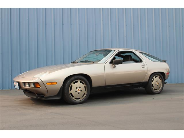 1984 Porsche 928S (CC-1368615) for sale in SPOKANE, Washington