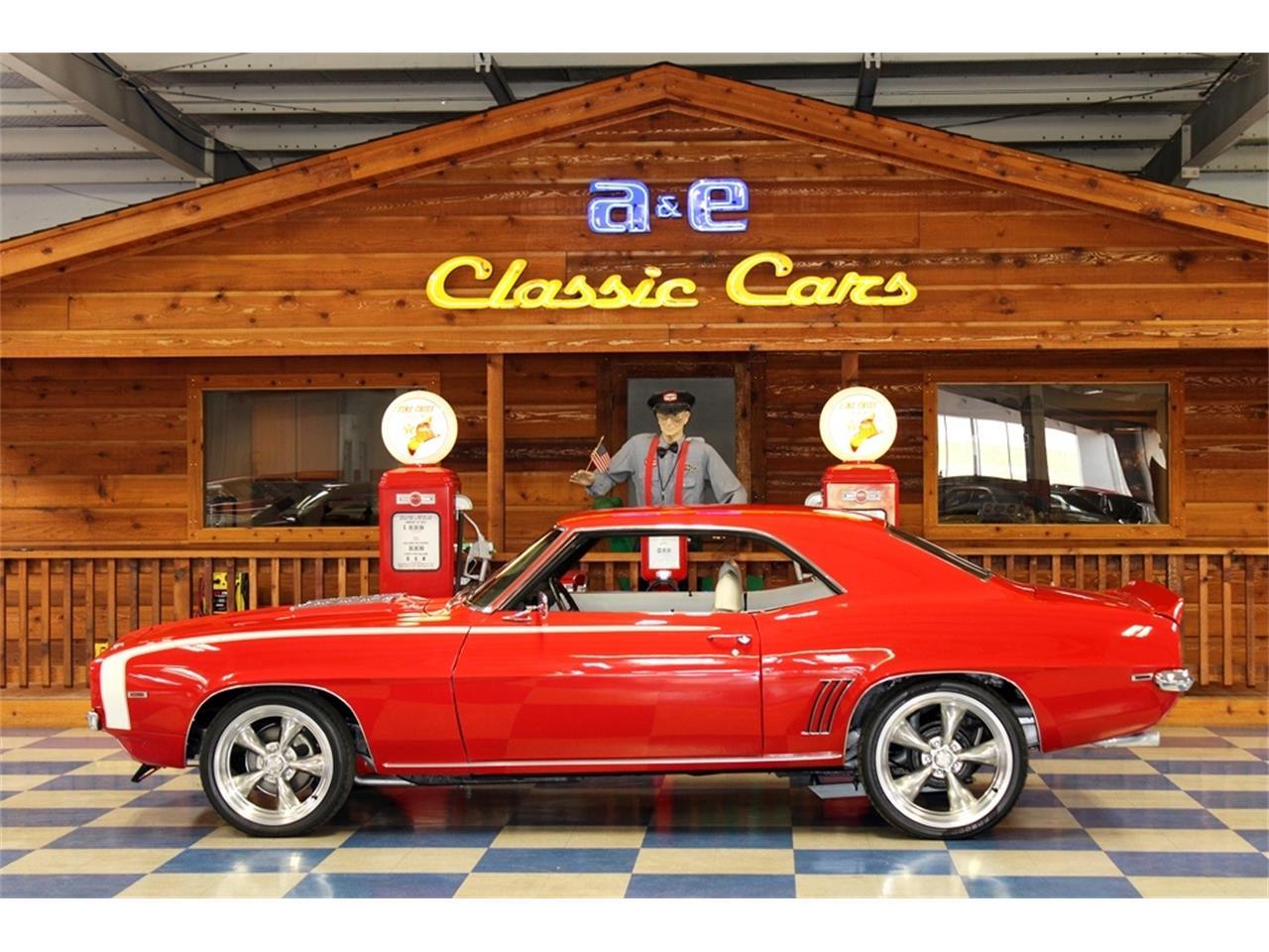 1969 Chevrolet Camaro (CC-1368622) for sale in New Braunfels , Texas