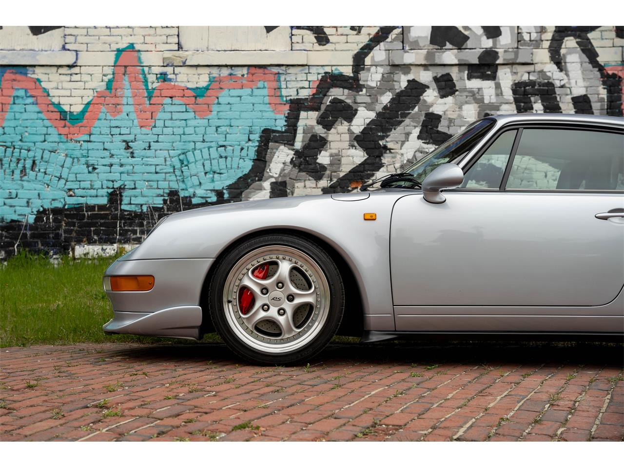 1995 Porsche 911 Carrera (CC-1368623) for sale in Pontiac, Michigan