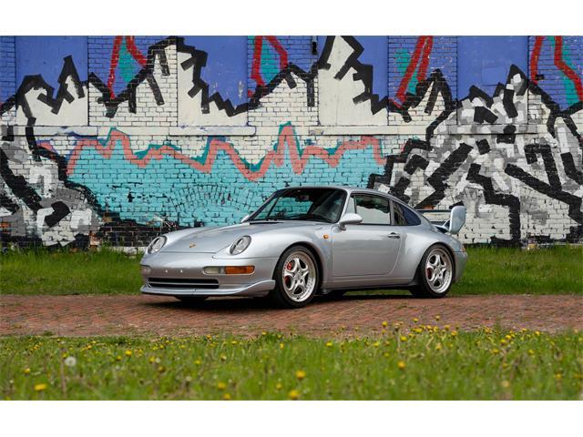 1995 Porsche 911 Carrera (CC-1368623) for sale in Pontiac, Michigan