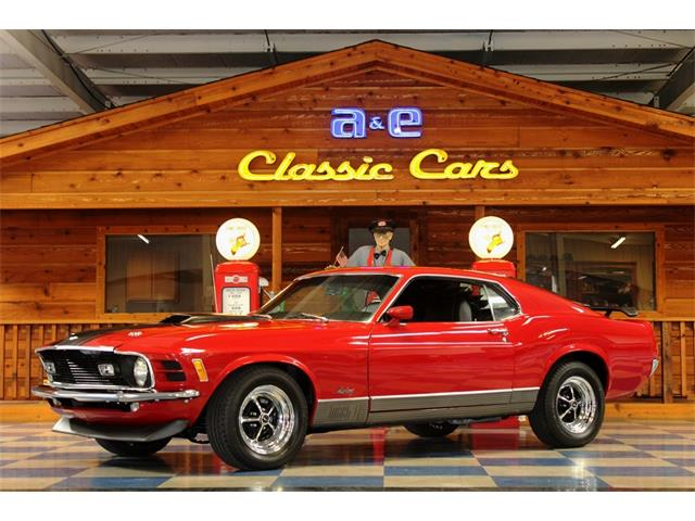 1970 Ford Mustang (CC-1368624) for sale in New Braunfels , Texas