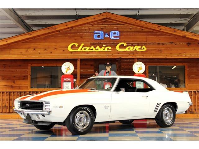 1969 Chevrolet Camaro (CC-1368635) for sale in New Braunfels, Texas
