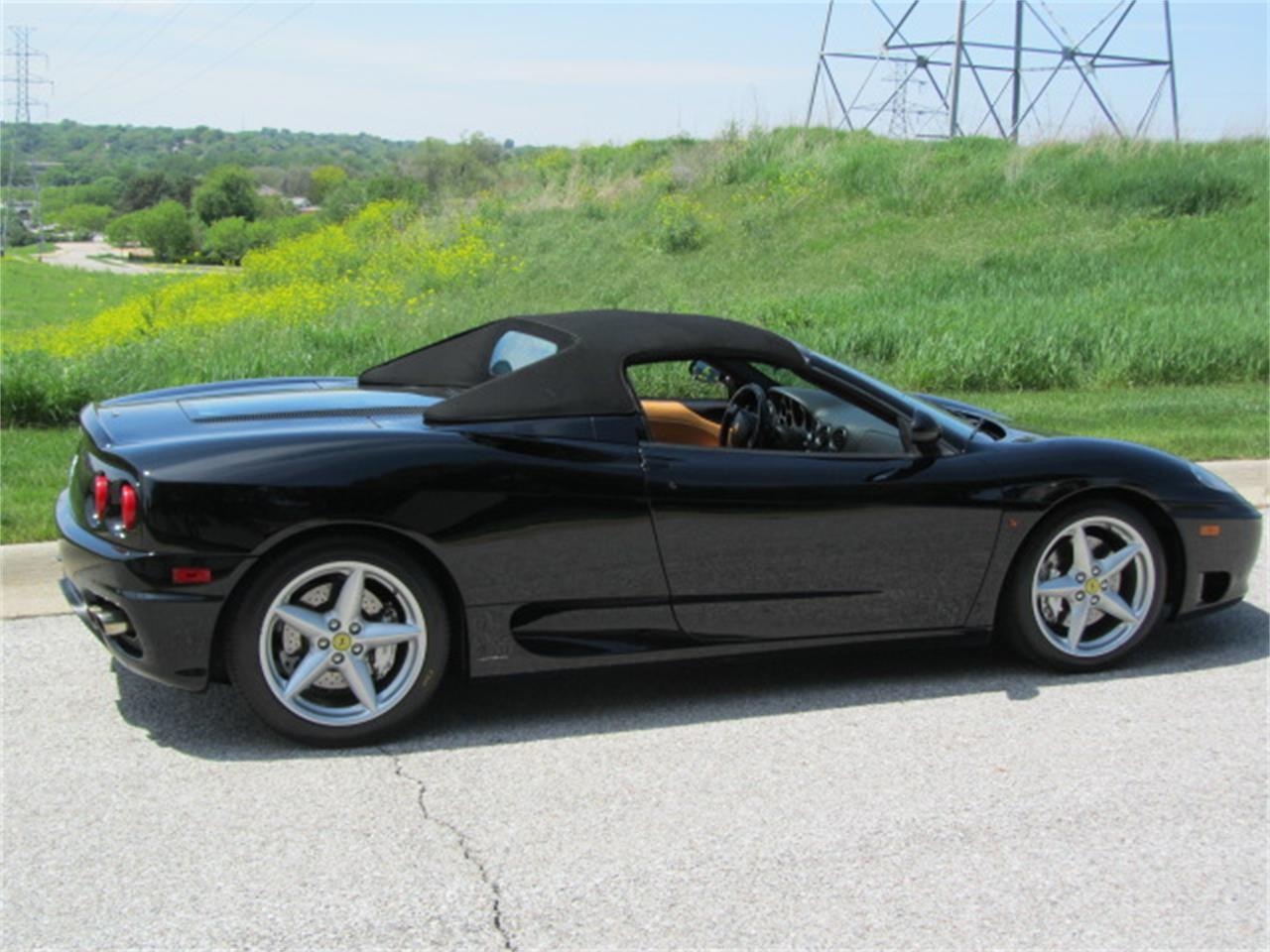2001 Ferrari 360 (CC-1368638) for sale in Omaha, Nebraska
