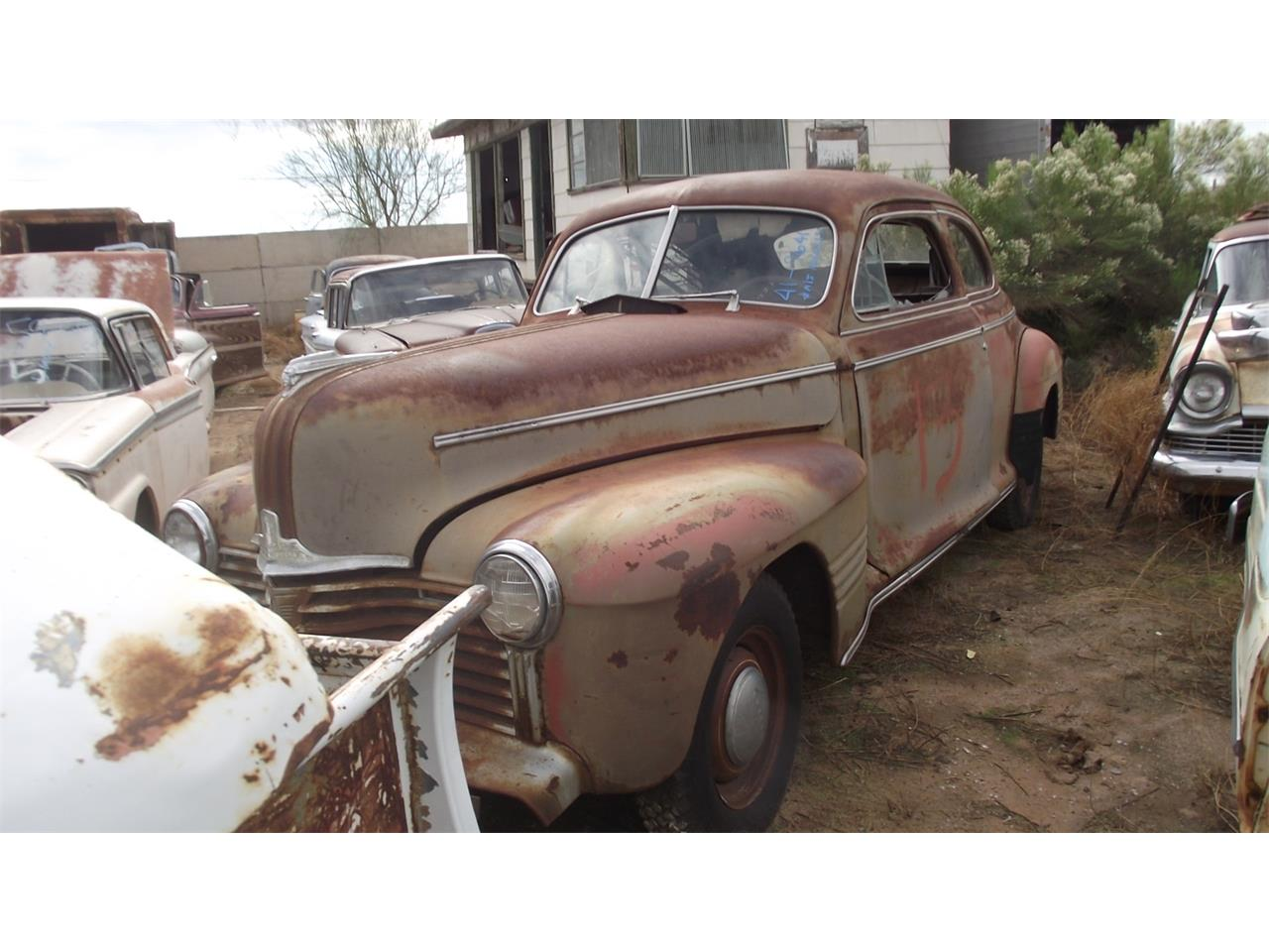 1941 Plymouth 2-Dr Coupe (CC-1360864) for sale in Casa Grande, Arizona