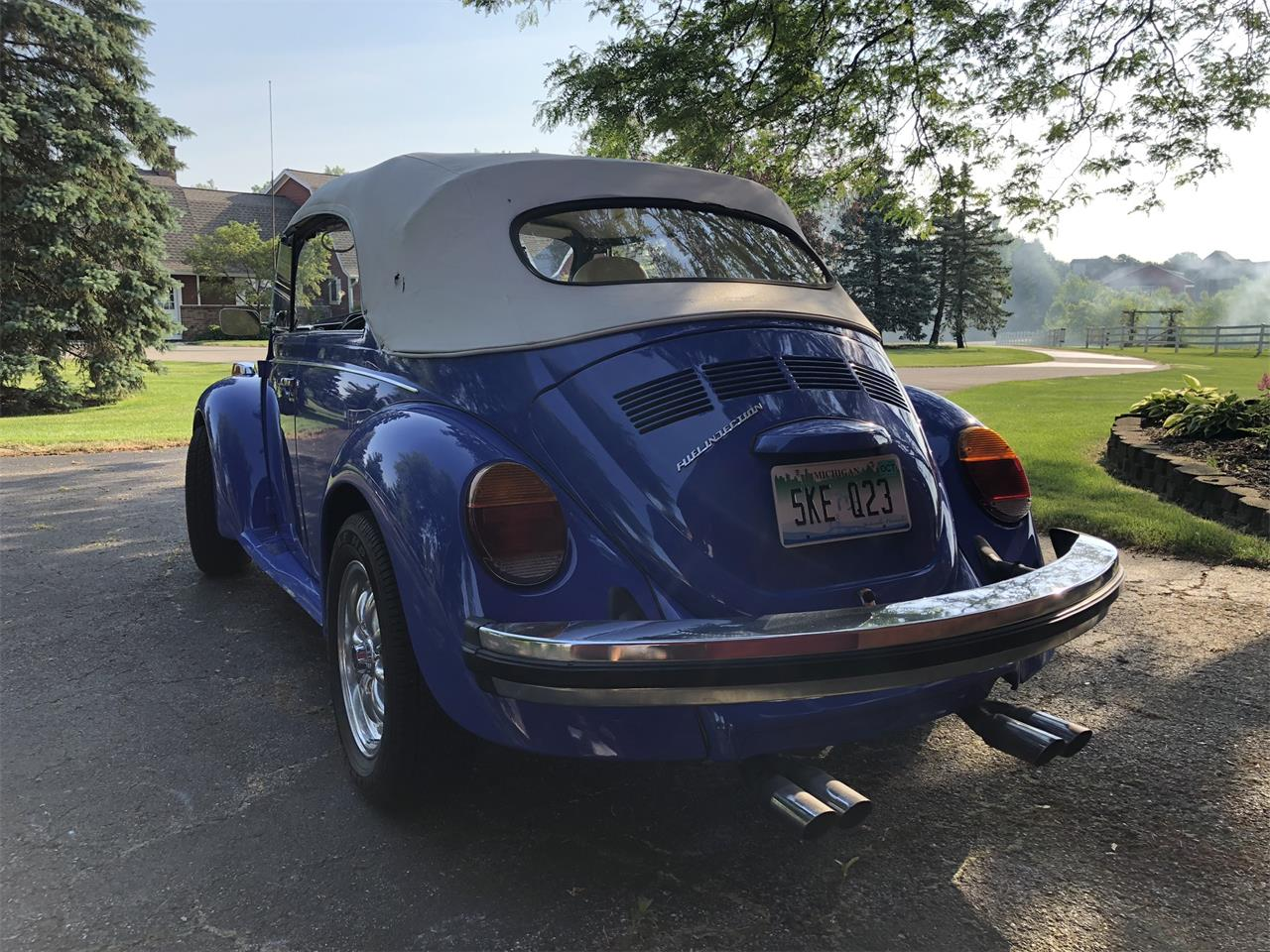 1978 Volkswagen Super Beetle (CC-1368659) for sale in Byron Center, Michigan