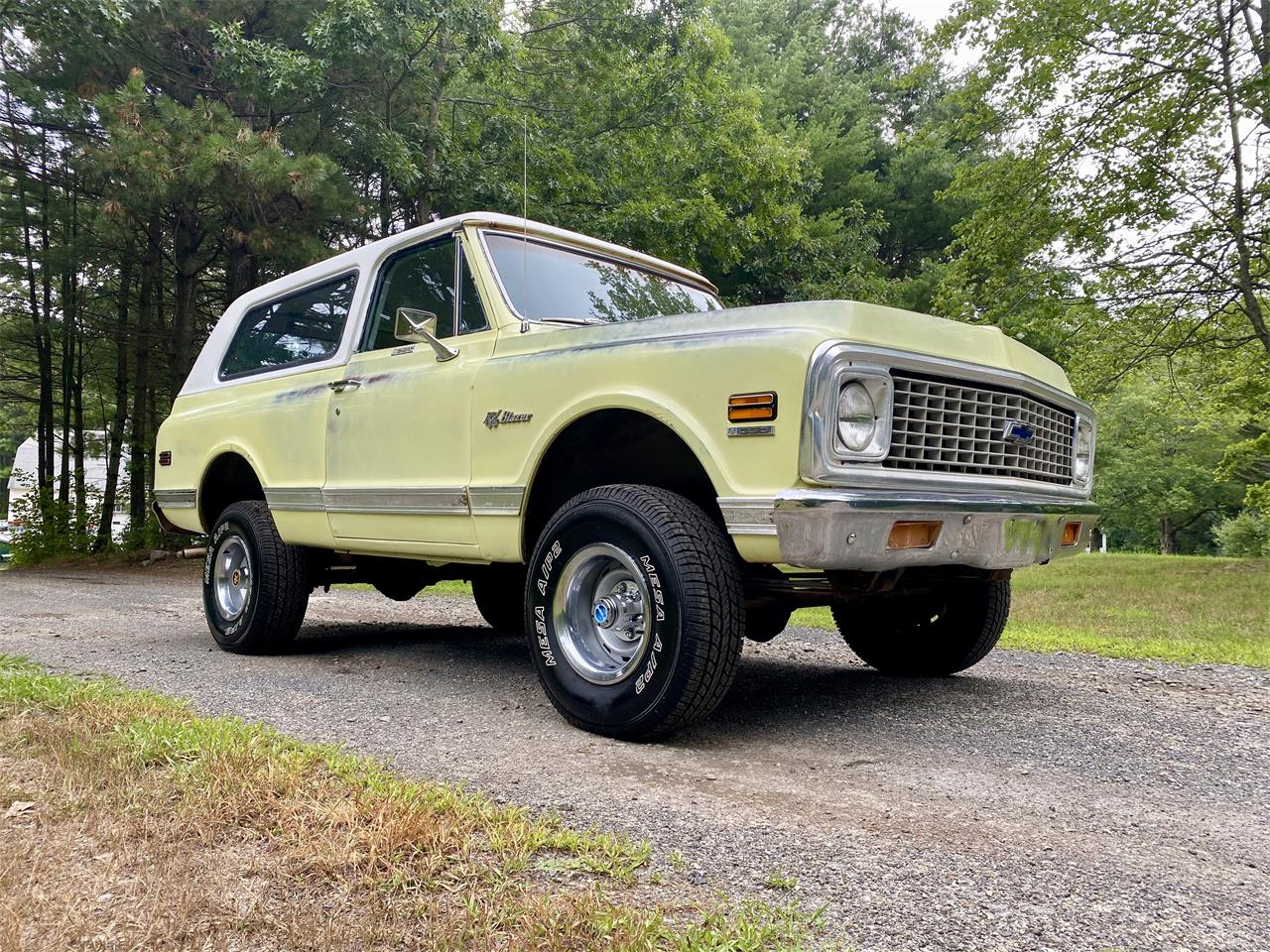 1972 Chevrolet Blazer (CC-1368661) for sale in Boston, Massachusetts