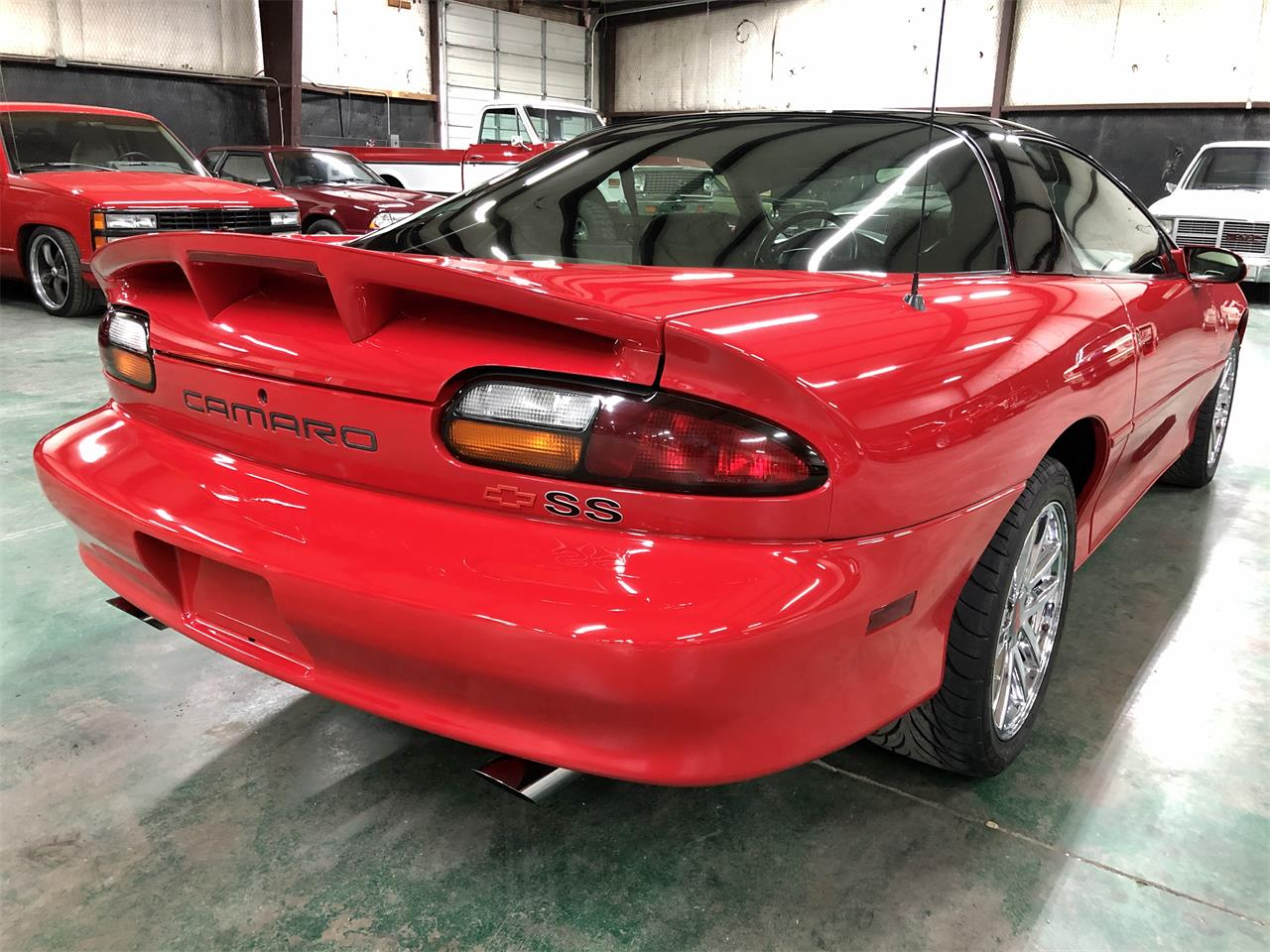 2002 Chevrolet Camaro (CC-1368665) for sale in Sherman, Texas