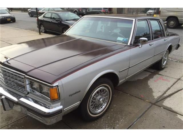 1985 Chevrolet Caprice (CC-1360867) for sale in Minooka, Illinois