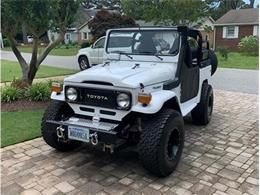 1980 Toyota Land Cruiser FJ40 (CC-1368671) for sale in Virignia Beach, Virignia