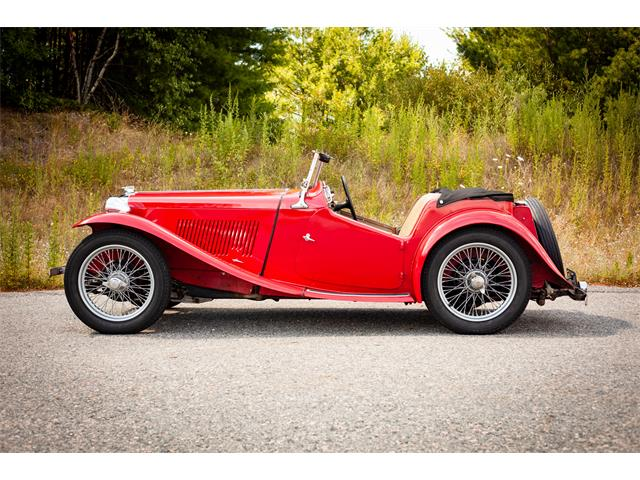 1948 MG TC (CC-1368673) for sale in Kingston, Massachusetts