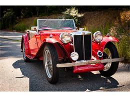 1948 MG TC (CC-1368673) for sale in Kingston, Massachusetts