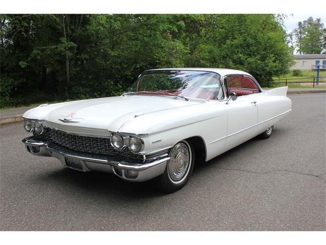 1960 Cadillac Series 62 (CC-1368675) for sale in Bremerton, Washington