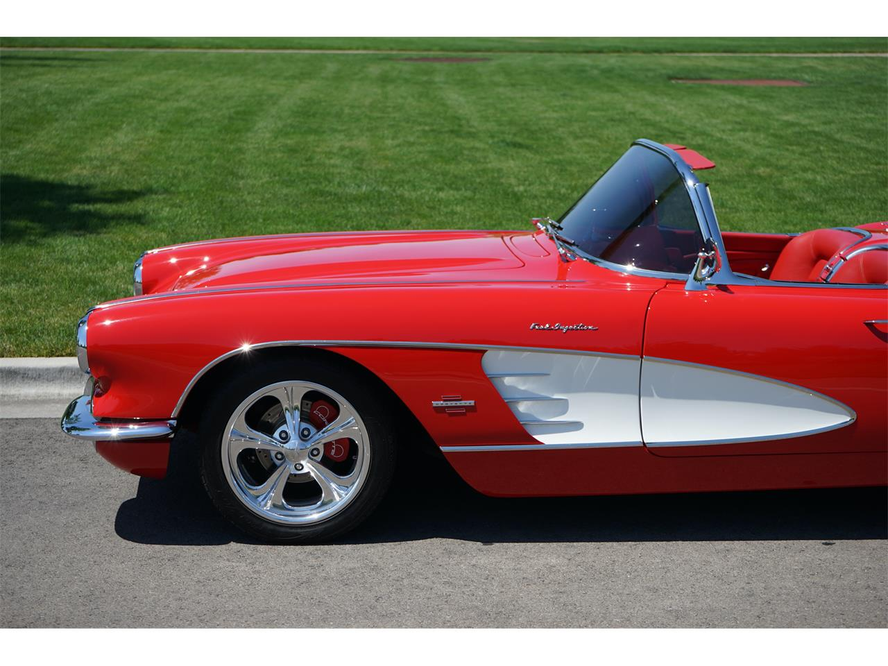 1961 Chevrolet Corvette (CC-1368677) for sale in Boise, Idaho