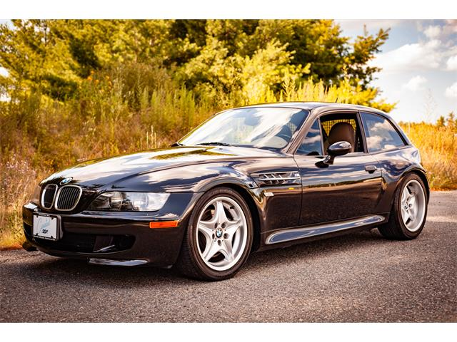 2001 BMW M Coupe (CC-1368678) for sale in Kingston, Massachusetts