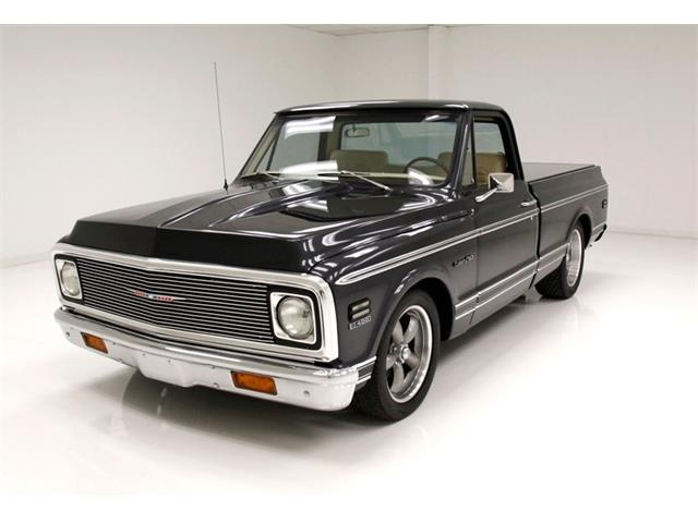 1971 Chevrolet C10 (CC-1368699) for sale in Morgantown, Pennsylvania