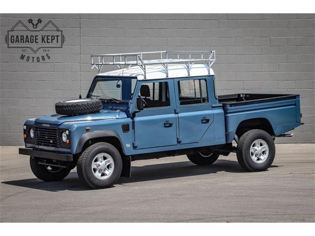 1992 Land Rover Defender (CC-1368716) for sale in Grand Rapids, Michigan