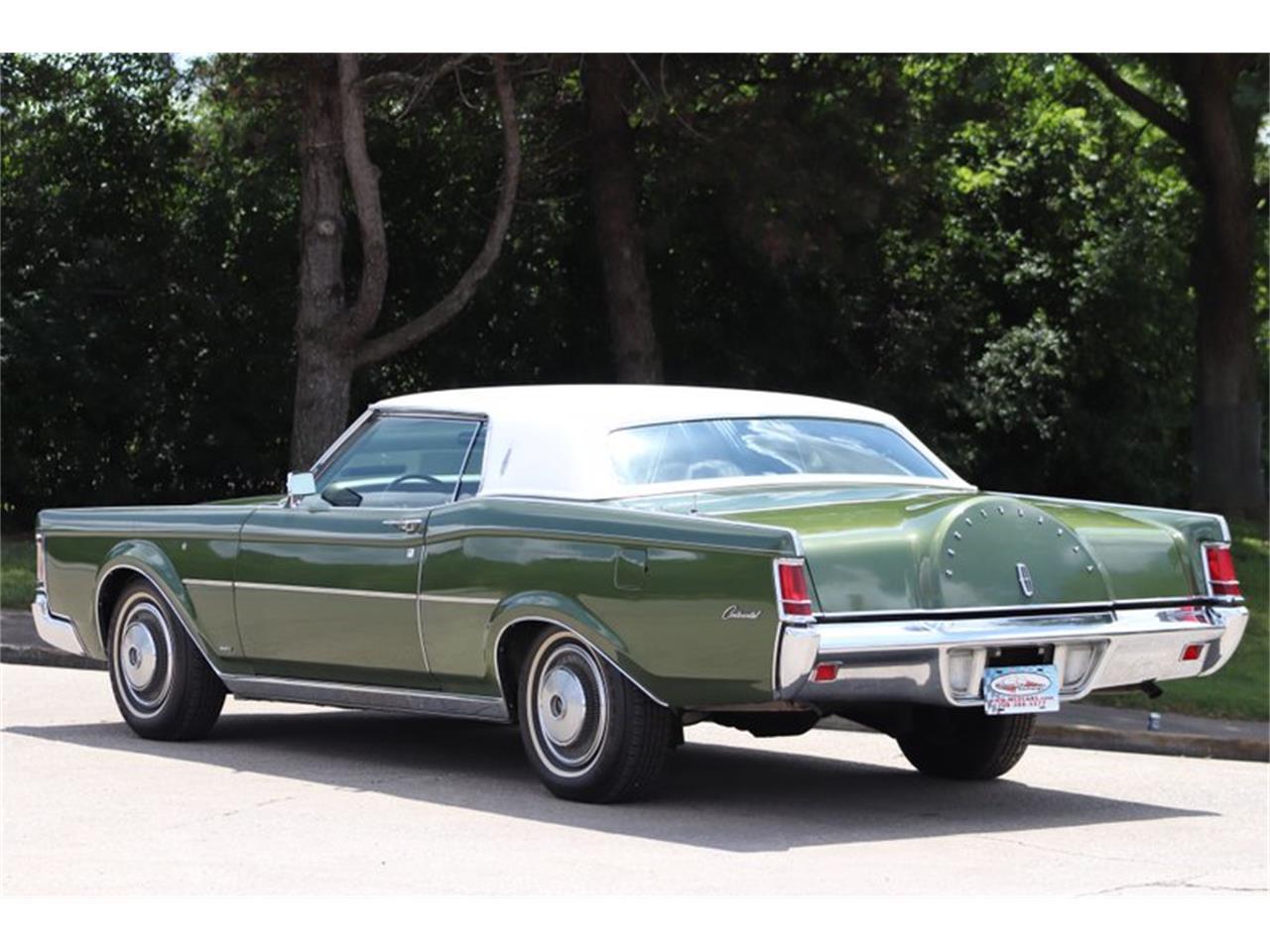 1971 Lincoln Continental Mark III (CC-1368743) for sale in Alsip, Illinois