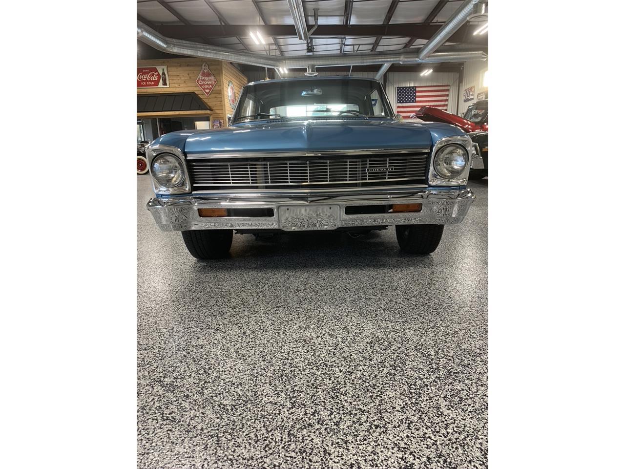 1966 Chevrolet Chevy II Nova (CC-1360875) for sale in Hamilton, Ohio