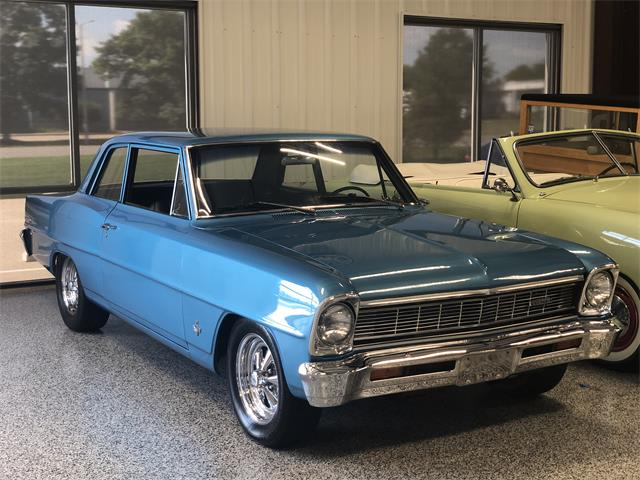 1966 Chevrolet Chevy II Nova (CC-1360875) for sale in Hamilton, Ohio