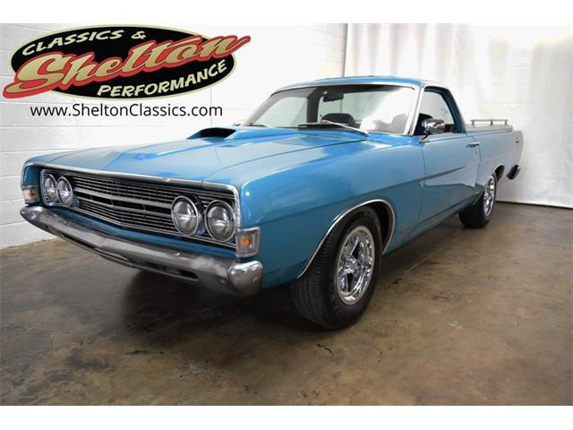 1968 Ford Ranchero (CC-1368750) for sale in Mooresville, North Carolina