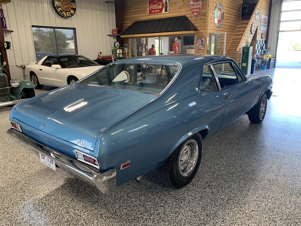 1969 Chevrolet Nova (CC-1360877) for sale in Hamilton, Ohio