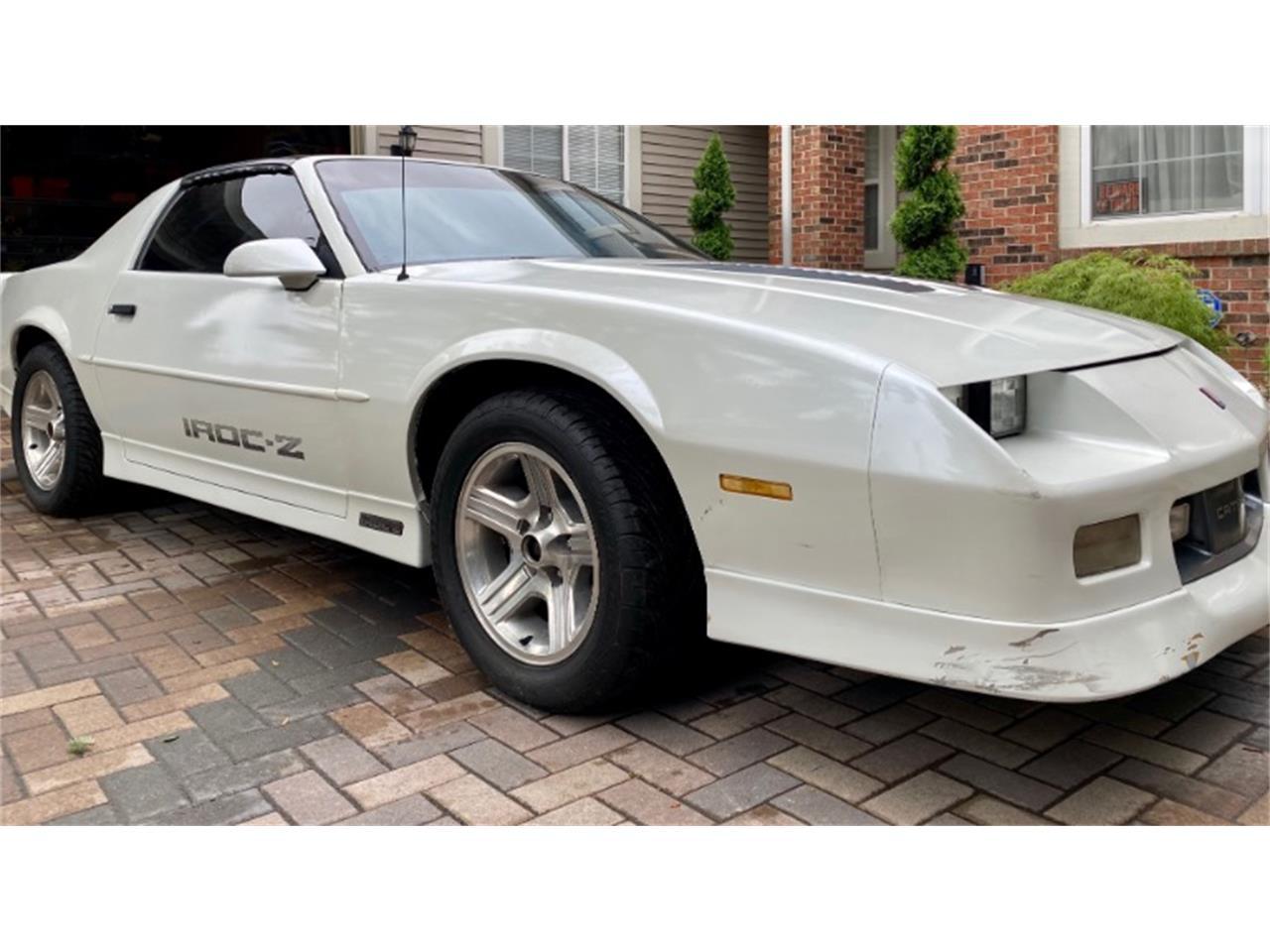 1989 Chevrolet Camaro (CC-1368775) for sale in Mundelein, Illinois