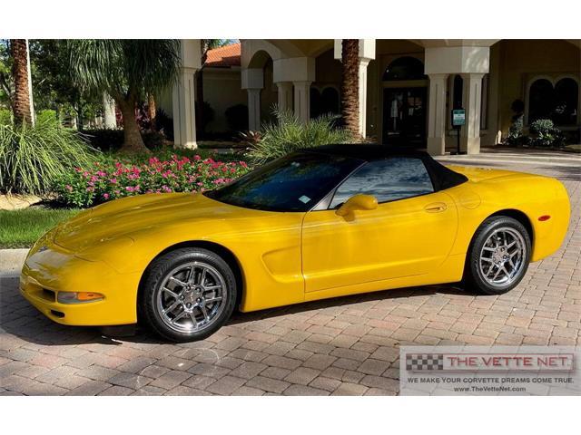 2003 Chevrolet Corvette (CC-1368779) for sale in Sarasota, Florida