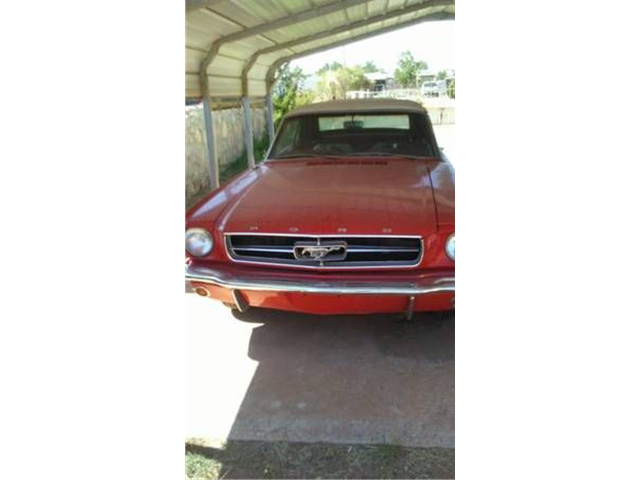 1964 Ford Mustang (CC-1368787) for sale in Cadillac, Michigan