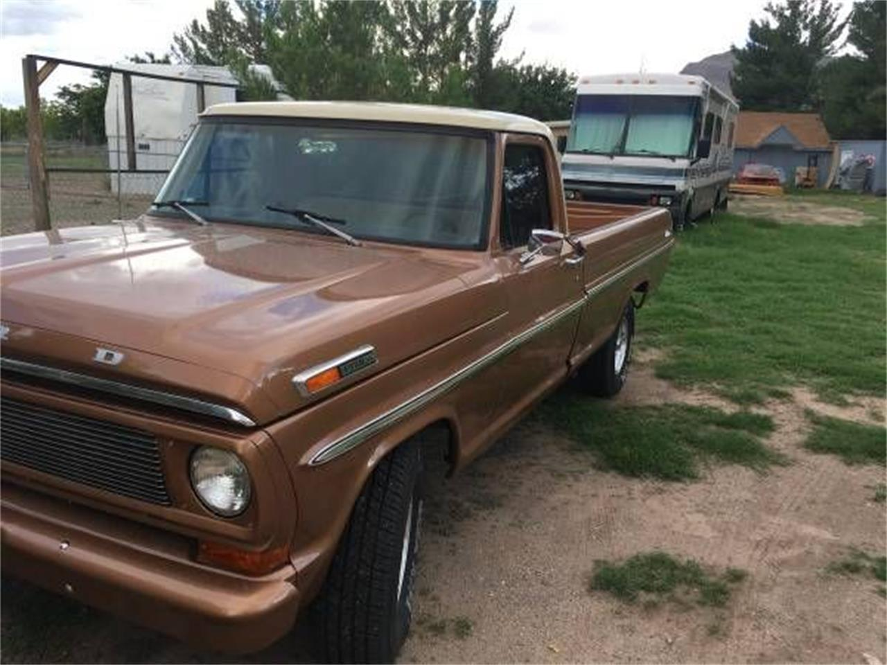 1971 Ford F100 (CC-1368788) for sale in Cadillac, Michigan