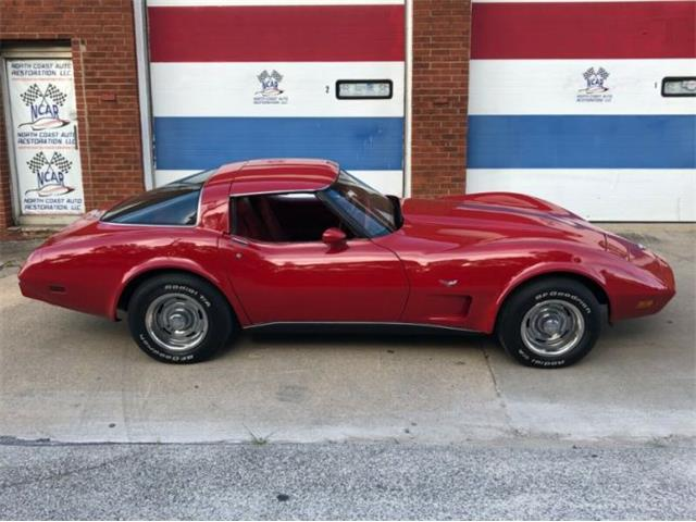 1978 Chevrolet Corvette (CC-1368794) for sale in Cadillac, Michigan