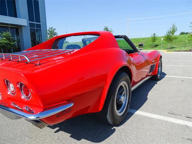 1970 Chevrolet Corvette (CC-1368795) for sale in O'Fallon, Illinois