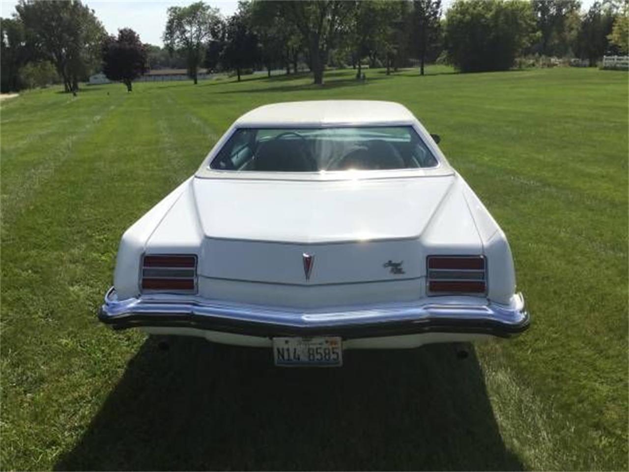 1973 Pontiac Grand Prix (CC-1368808) for sale in Cadillac, Michigan