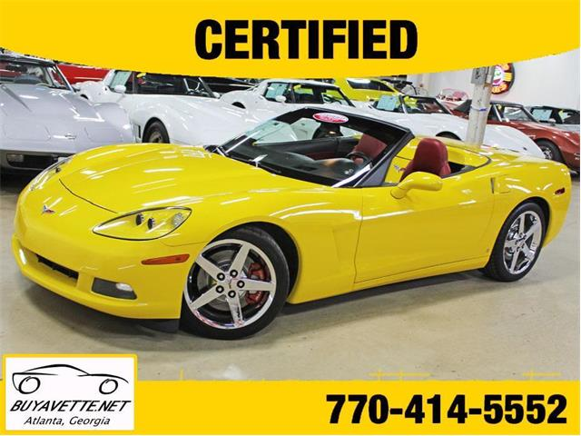 2008 Chevrolet Corvette (CC-1368827) for sale in Atlanta, Georgia
