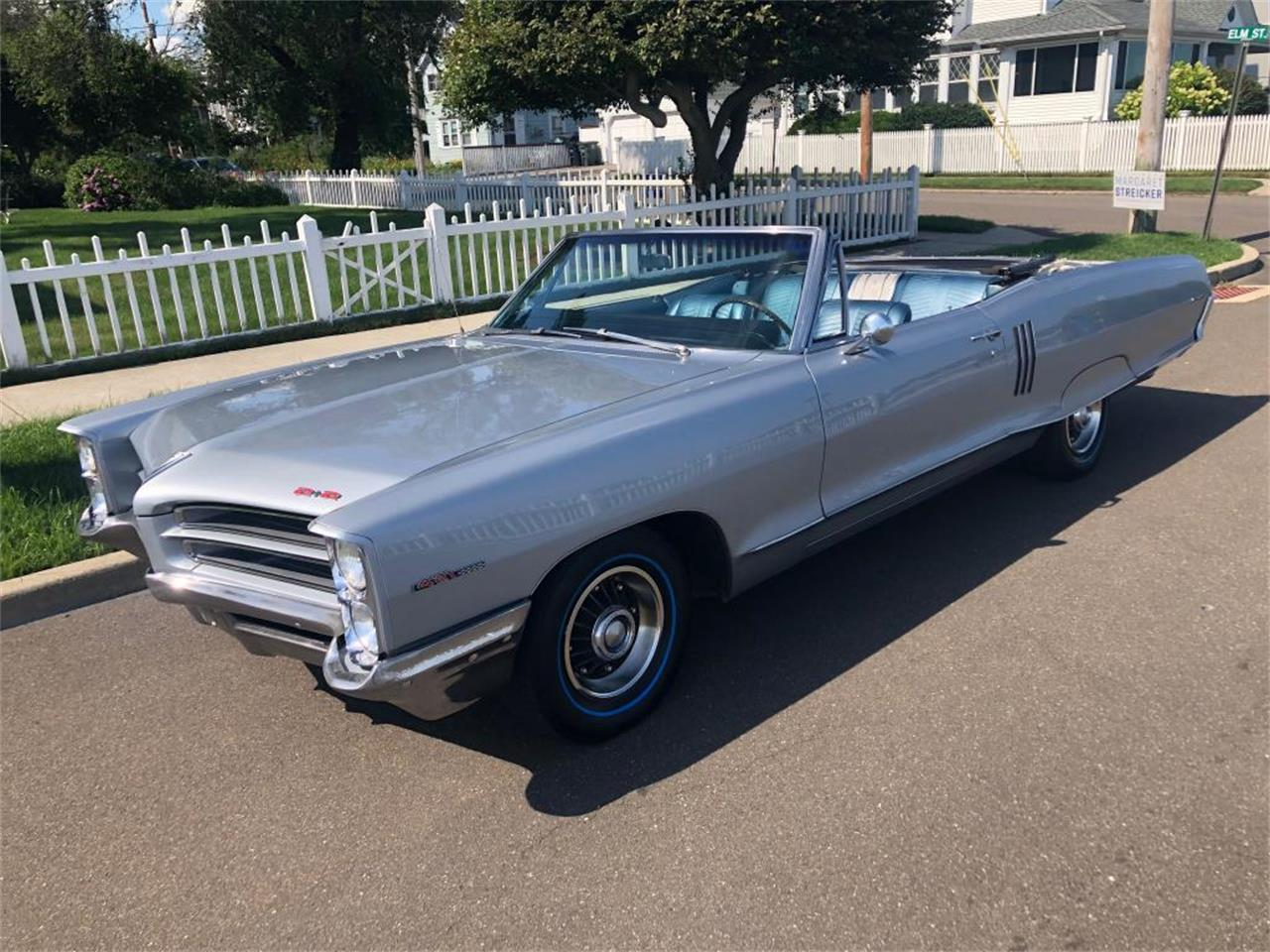 1966 Pontiac 2-Dr Coupe (CC-1368845) for sale in Milford City, Connecticut