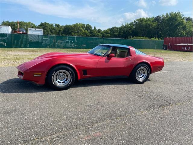 1981 Chevrolet Corvette (CC-1368847) for sale in West Babylon, New York