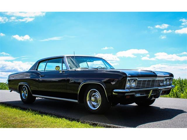 1966 Chevrolet Caprice (CC-1368855) for sale in Saratoga Springs, New York