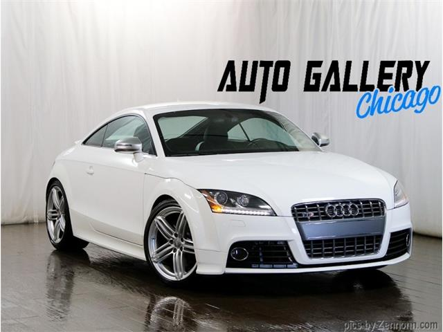 2010 Audi TT (CC-1368862) for sale in Addison, Illinois